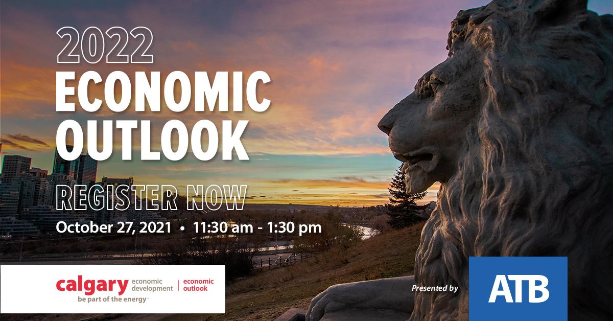 2022 Economic Outlook Logo