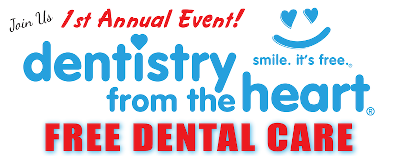 Get Free Dental Treatment at Macleod Trail Dental's Annual Free Dental Care Event in Calgary! Logo