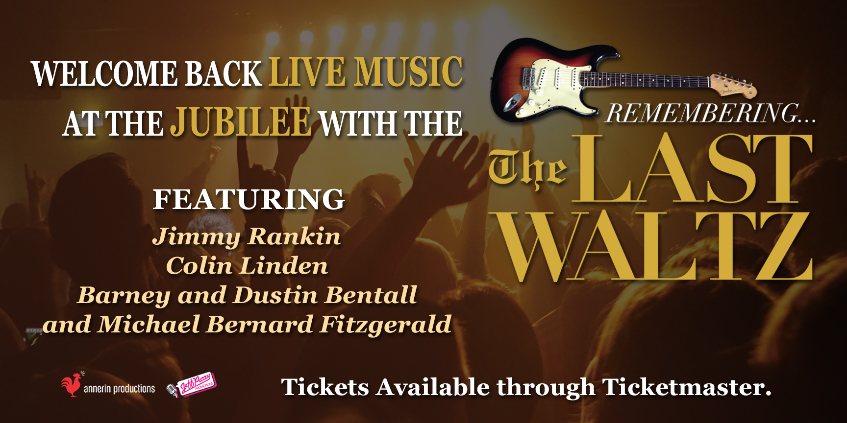 The Last Waltz Remembered Logo