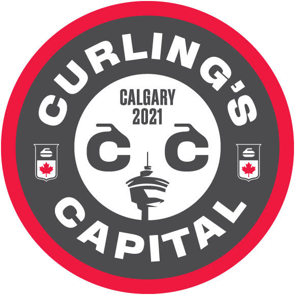 Curling Alberta Logo