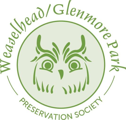 WEASELHEAD/GLENMORE PARK PRESERVATION SOCIETY Logo