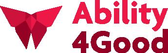 Ability4Good Logo